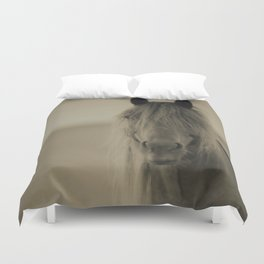 HORSE 2 - Old Friends Collection Duvet Cover