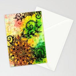 Henna Fantasia Stationery Cards