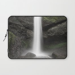 Latourell Falls, Horzontal Laptop Sleeve