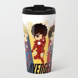 1D Avengers Travel Mug