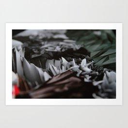 Lost Lands 01 Art Print