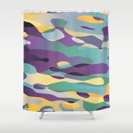 Reflective Exchange Shower Curtain