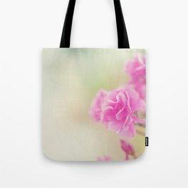 Flores dulces Tote Bag