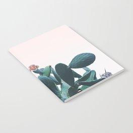 Cactus & Flowers - Follow your butterflies Notebook