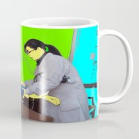 doctor Mugs featuring Doctor by lookiz