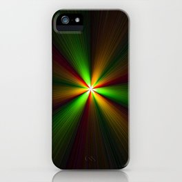 Abstract perfection - Spectrum iPhone Case