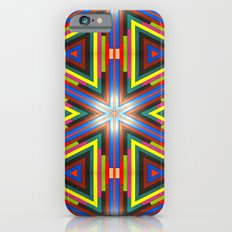 Color My World Byte By Byte iPhone 6s Slim Case