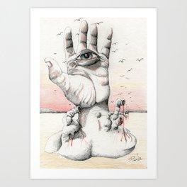 280913 Art Print
