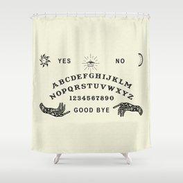 Art of Ouiji Shower Curtain