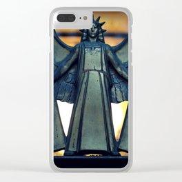 Thou Shalt Clear iPhone Case
