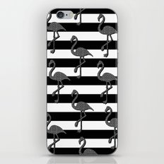 All The Flamingos iPhone & iPod Skin