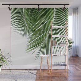 Delicate palms Wall Mural