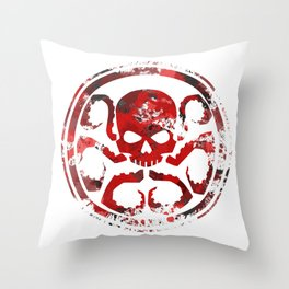 HYDRA Throw Pillow