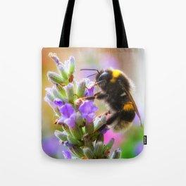 Humble Bumblebee Tote Bag