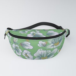Whimsical Flowers Fanny Pack