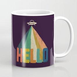 Hello I come in peace Coffee Mug