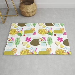 Hawaiian Punch Rug
