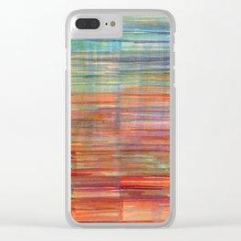 Sedona Clear iPhone Case