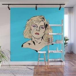 The Weeping Debbie Harry Wall Mural