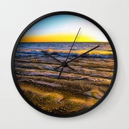 Rota Spain Beach 2 Wall Clock