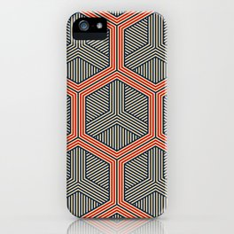 Hexagon No. 1 iPhone Case