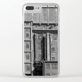 industriality V Clear iPhone Case