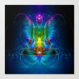Trance.for.nation Canvas Print