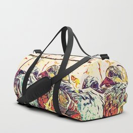 Baby Birds Duffle Bag