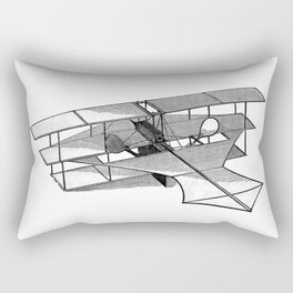 Aeroplane Rectangular Pillow