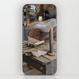 Cobblers Anvil iPhone Skin