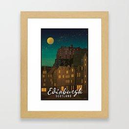 Scotland, Edinburgh Framed Art Print