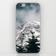 Mount Rainier IV iPhone Skin