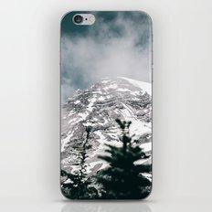 Mount Rainier IV iPhone Skin