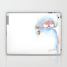 Owls In Love Laptop & iPad Skin