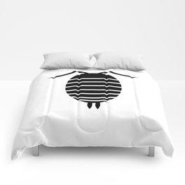 Bugs: abstract Isopod Comforters