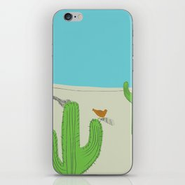 No country for Chickens iPhone Skin