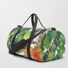 Bananas leaves Duffle Bag