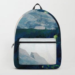 Heritage Art Series - Jade Backpack