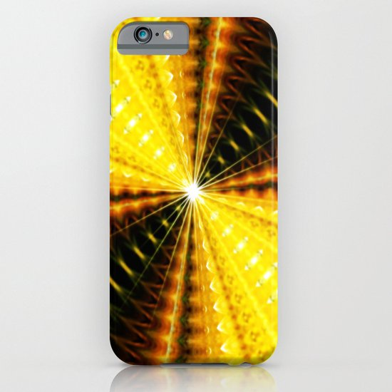 At the end of the light iPhone & iPod Case