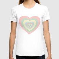 powerpuff girls T-shirts featuring I need a powerpuff girls heart~ by Sara Eshak
