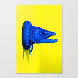 Colanimals, Catfish Canvas Print