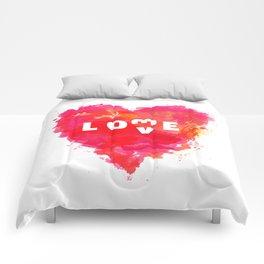 Love is like... Comforters