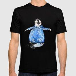 Baby Penguin in Onsie T-shirt