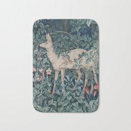 William Morris Forest Deer Bath Mat