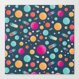 BP 48 Space Canvas Print