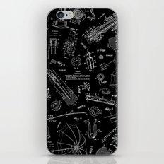 Parasol Charcoal iPhone & iPod Skin