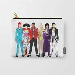 Retro Party 1 Carry-All Pouch