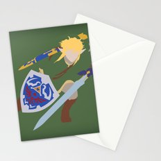 Link, He's BA (Legend of Zelda) Stationery Cards