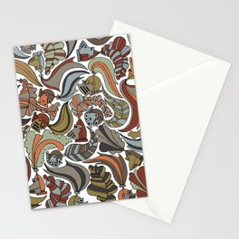 knights Stationery Cards