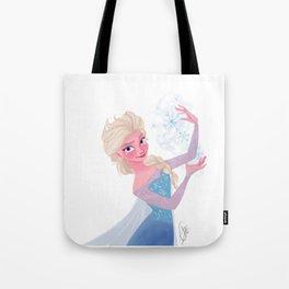 Elsa Frozen Tote Bag